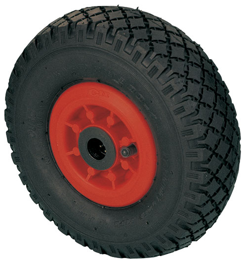 Art.12 - WHEELS, PLASTIC CENTRE, PNEUMATIC TYRE